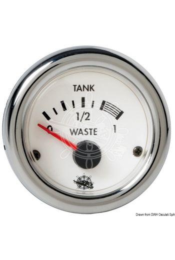 Waste Guardian 10-180 ohm waste water gauge