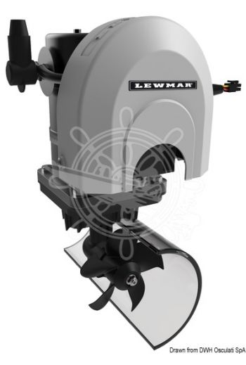 LEWMAR electric thrusters