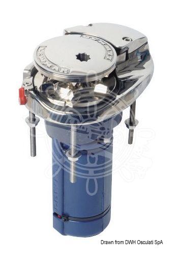 LEWMAR V700 windlass (Motor - V: 12, Motor - W: 320, Gypsy - chain Ø mm: 6, Gypsy - rope Ø mm: 12, Pull - max: 320 kg, Pull - contin)