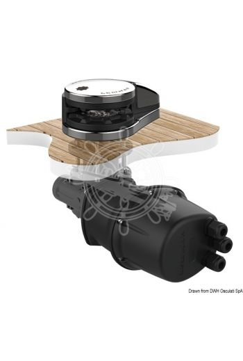 LEWMAR VX2 GD/GO windlass kit, 1000W