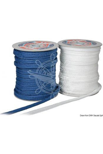 Polypropylene rope with 32 strands