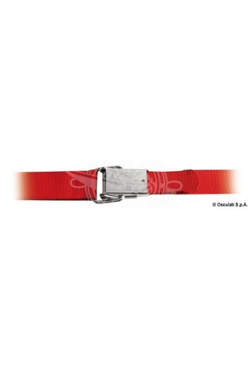 Self-locking buckle (For straps up to: 40 mm)