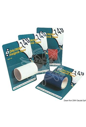 PSP Dacron Insigna self-adhesive tape for repairs