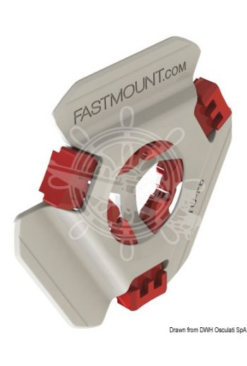FASTMOUNT Textile Range fastening system for cushions and backrests