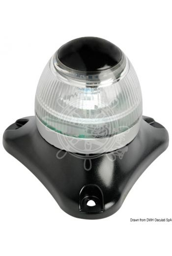 Sphera II 360° LED navigation and anchor lights up to 50 m