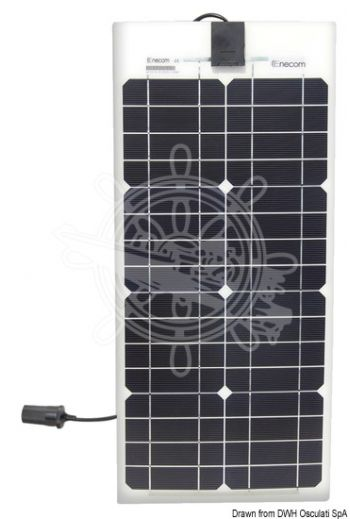 ENECOM flexible solar panels