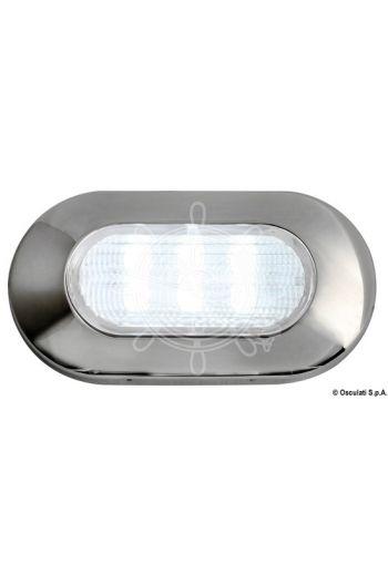 LED courtesy light, recessless version