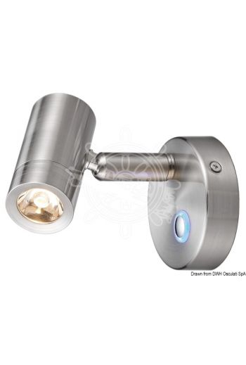 Dimming LED light