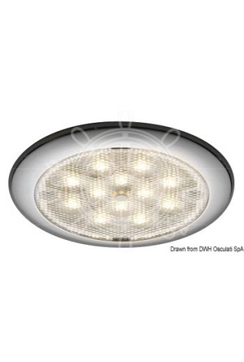 Procion LED (day/night) ceiling light, recessless version