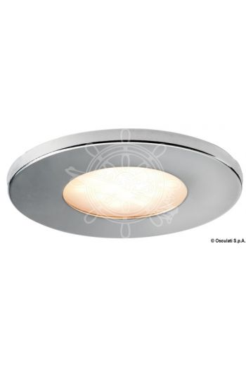 Aruba reduced recess-fit LED ceiling light