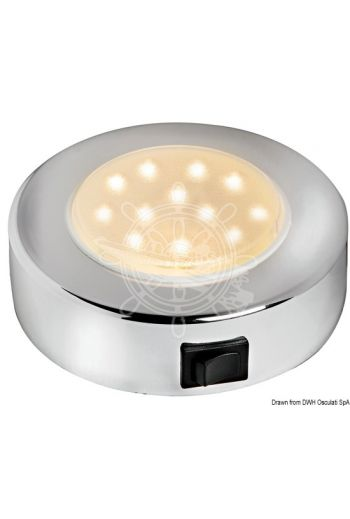 BATSYSTEM Sun LED ceiling light for recess mounting