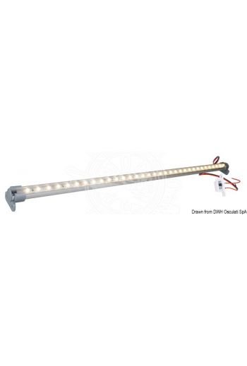 BATSYSTEM U-Pro-System LED strip lights (V: 12, W: 2, Remote switch: Yes, Lumen: 125, K: 3000, Length: 500 mm)