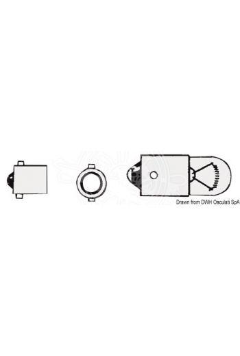 Bayonet bulb, small (V: 12, W: 4, PCS: 10)