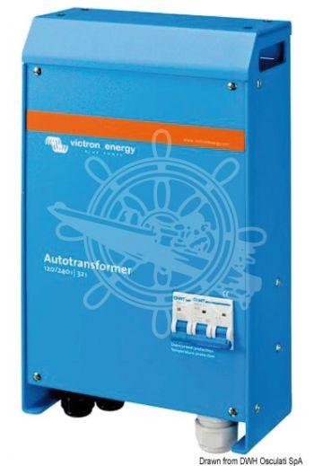 VICTRON 120/240V 32/100A autotransformer