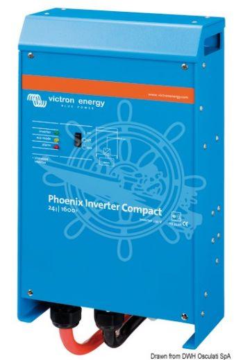 VICTRON Phoenix inverter, pure sine wave 1600/5000 W