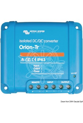VICTRON Orion DC/DC converters, galvanic isolated