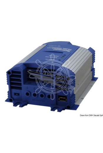 DC to DC galvanic isolation converters