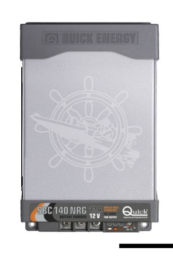 QUICK SBC Energy Advanced Plus switching Battery Charger
