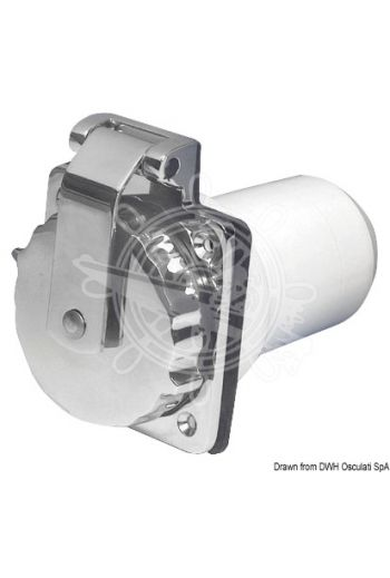 Socket + plug series , watertight, 50 A