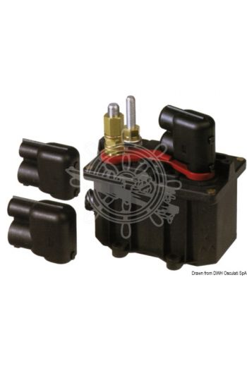 Battery switch / battery isolator switch