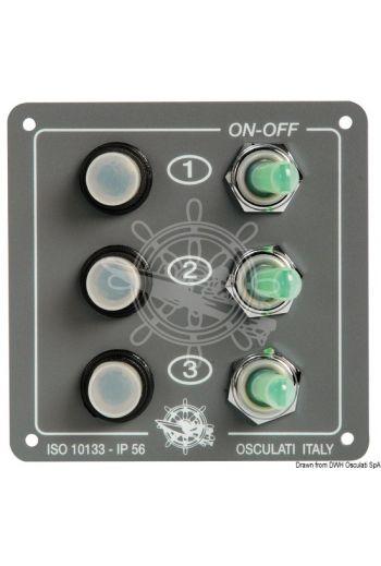 Elite electric control panel