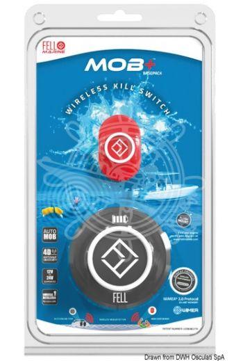 FELL MARINE MOB wireless engine cut-off switch