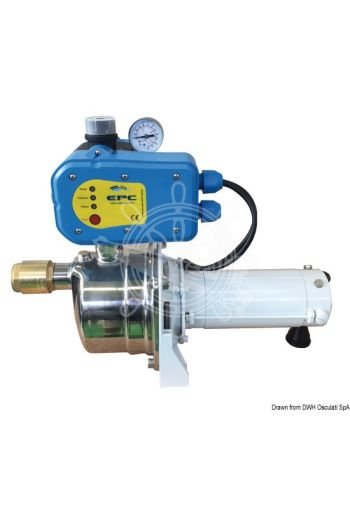 CEM electronically-operated fresh water pump