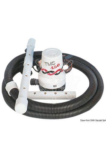 Centrifugal aerator pump (V: 12)