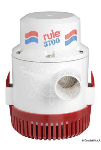 RULE 3700 and 4000 extra-large submersible pump