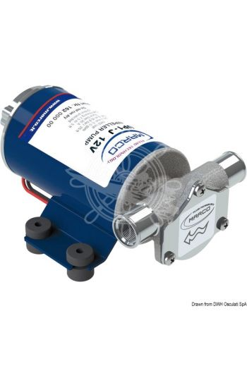 MARCO self-priming bilge pump