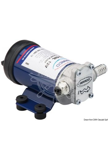 MARCO self-priming electric gear pump for oil transfer/change