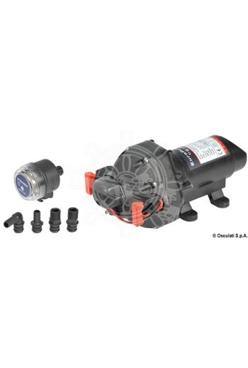 Europump 3-diaphragm self-priming fresh water pump