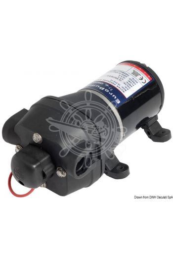 Europump 4-diaphragm self-priming fresh water pump