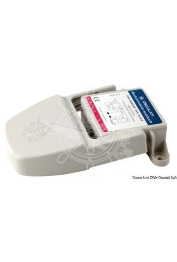 Eco-friendly automatic switch for any bilge pump (Voltage: universal, Max A: 14)