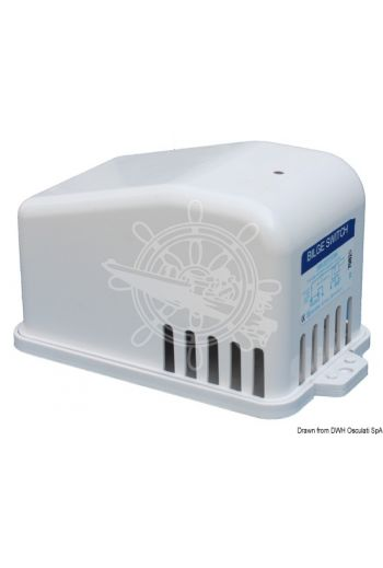 Cased eco-friendly automatic switch for any bilge pump (Voltage: universal, Max A: 15, Measures: 152x85x84h mm)