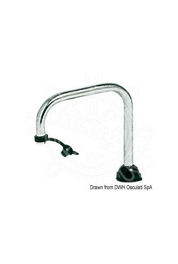 Spout for sinks