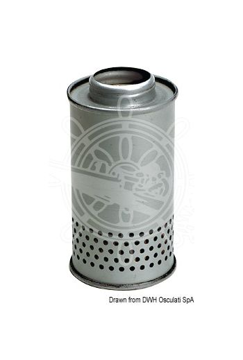 Oil outlet filter, suitable for all Volvos models from MD30 to TAMD103P-A (ref. orig.876069-6).