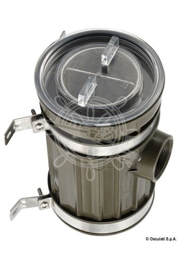 PLUS Aquanet cooling water strainer