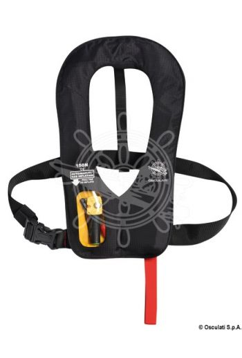 Compact self-inflatable lifejacket - 150N (EN ISO 12403-3)