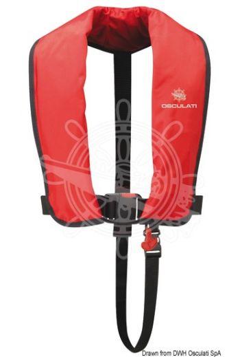 Fun self-inflatable lifejacket 150 N (EN ISO 12402-3)