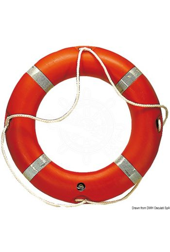MED-approved ring lifebuoy