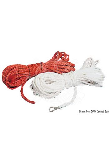 Levilene floating rope for ring lifebuoys