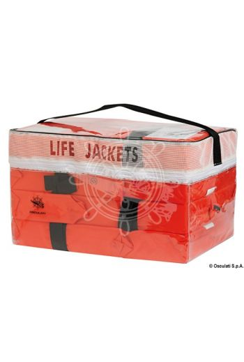Bag for lifejackets (Measures: 38x30x31 h)