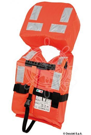 WORLDLIFE 8 MED-approved lifejacket, IMO resolution MSC.200(80)