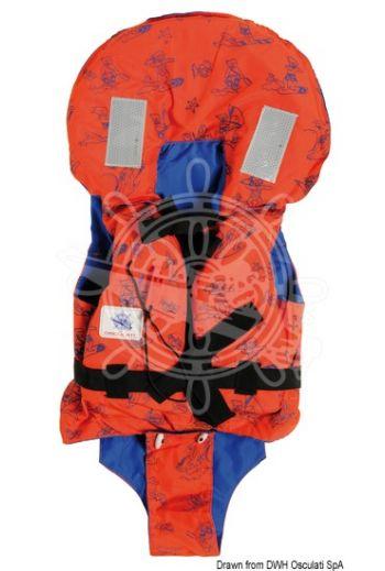 Versilia 7 lifejacket - 150N (EN ISO 12402-3)