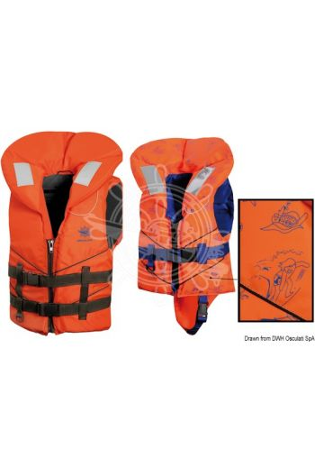 SV-100 lifejacket - 100N (EN ISO 12402-4). Top Quality model