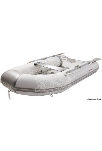 Dinghy with high-strength Air Deck floor