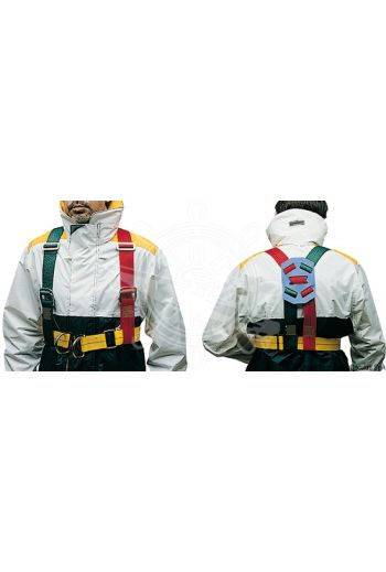 "Safety lines ""Professional"" (Strap width: 45 mm, Breaking load: 1000 kg)"