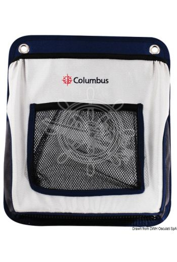 COLUMBUS line/object pouch (Measures: 310x370x90 mm)