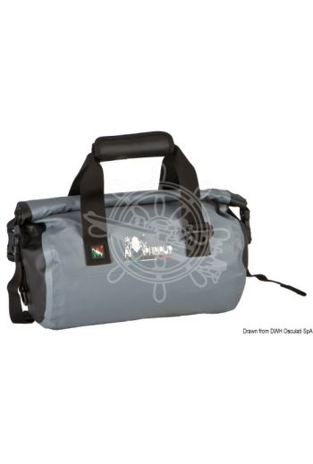 "AMPHIBIOUS ""Safe Camera"" watertight bag (Capacity: 10 l, Colour: Grey, Drops: 5, Lifebelt: 3, Measures: 18x31x20 cm, Weight in g: 540)"